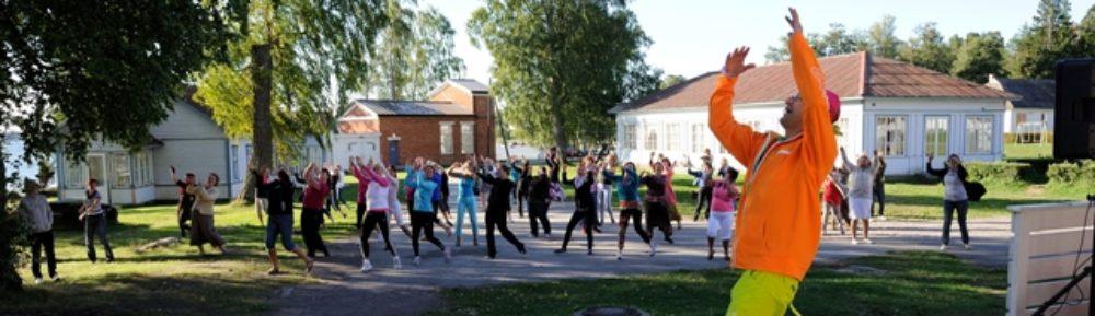 Fiesta Latina in Estonia